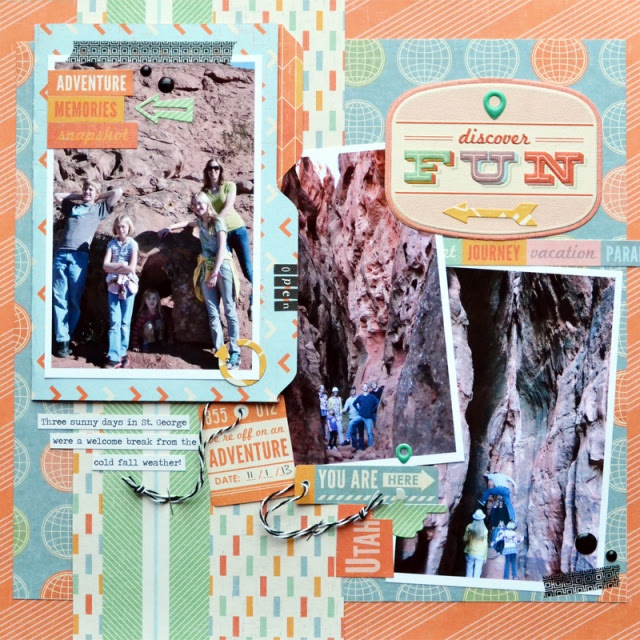 We R File Folder Travel Page by Aly Dosdall 1