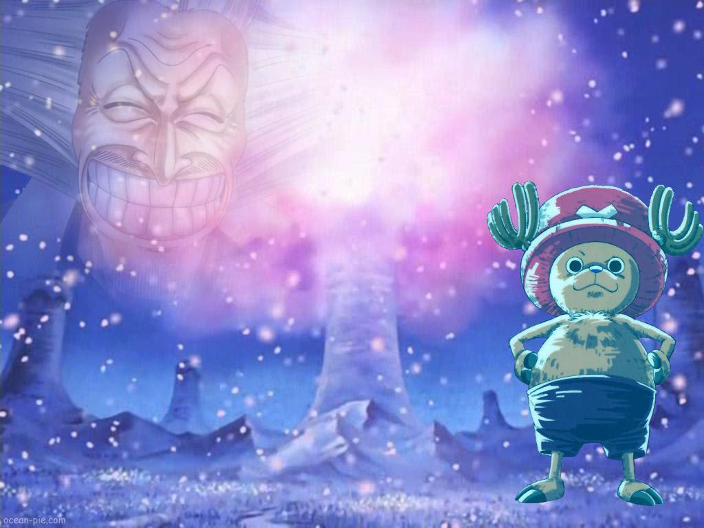 One Piece トニートニー チョッパー 孔明妻の壁紙紹介