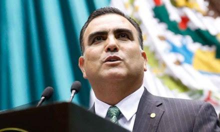 El diputado Salvador Ortiz García. Foto: Tomada de Facebook.