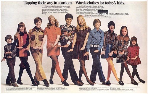 Vintage Ads Montgomery Ward Department Store 1971