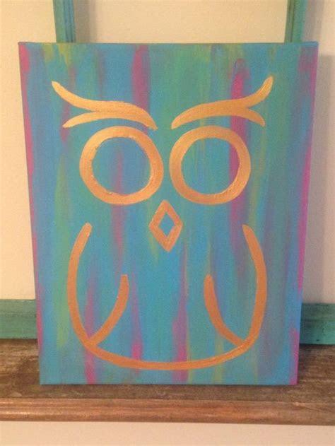 easy canvas painting ideas    simple canvas