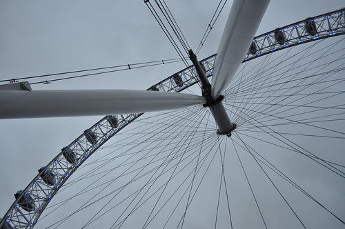 London Eye (bicycle?)