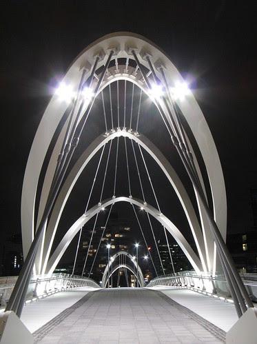 Seafarers Bridge - Melbourne Convention Centre