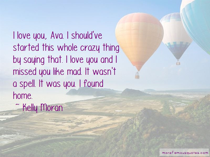 Mad Love For You Quotes Top 32 Quotes About Mad Love For You From