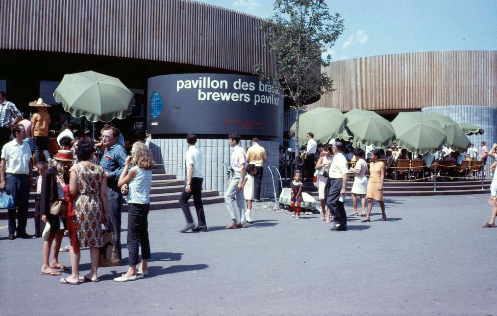The Brewers of Canada Pavilion