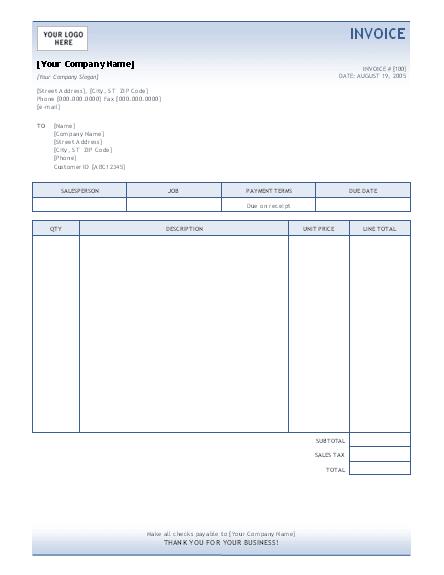 invoice_template_1