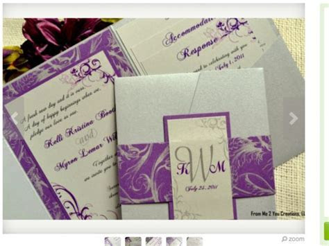 Help me choose a wedding invitation!!!