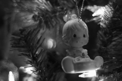 first christmas ornament.