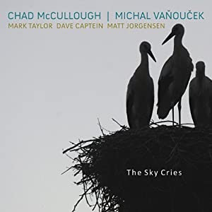 Chad McCullough / Michal Vanoucek - The Sky Cries cover