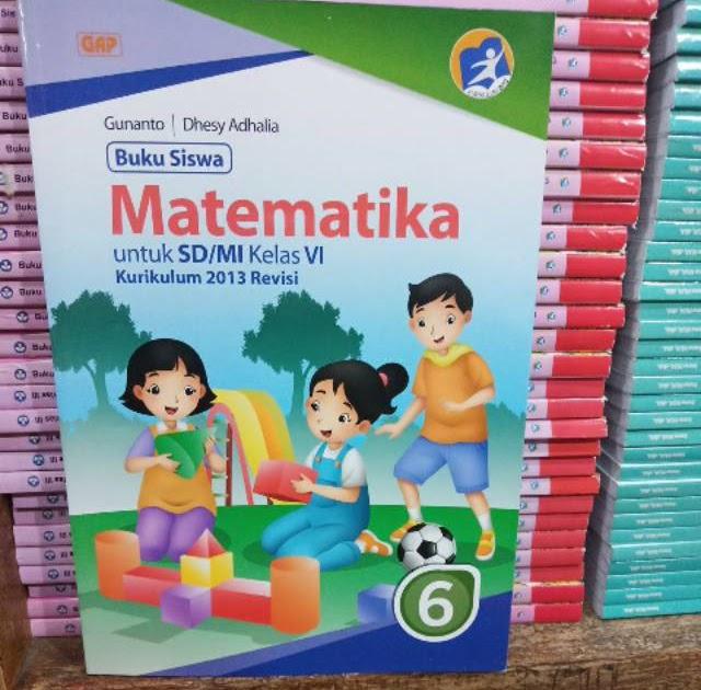 Download Buku Matematika Kelas 6 Gunanto Pdf Dunia Sosial