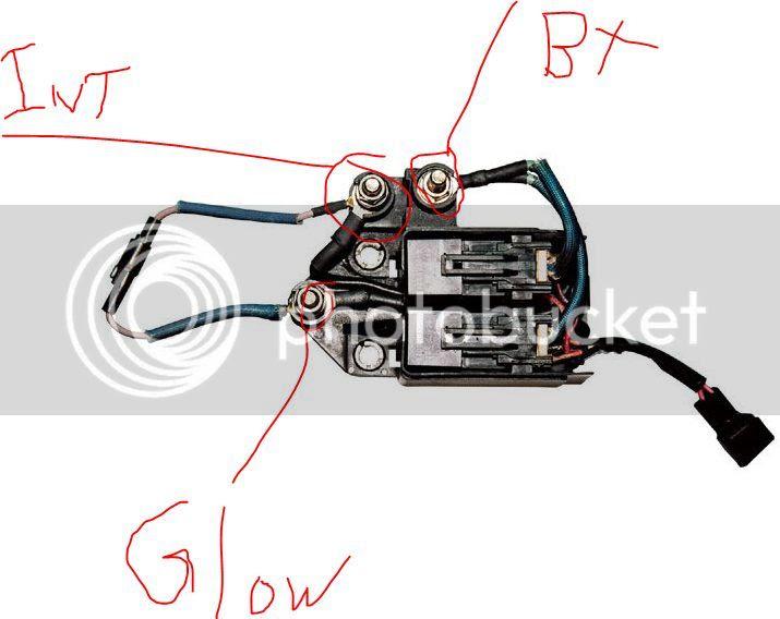 2003 Duramax Glow Plug Relay Wiring Diagram