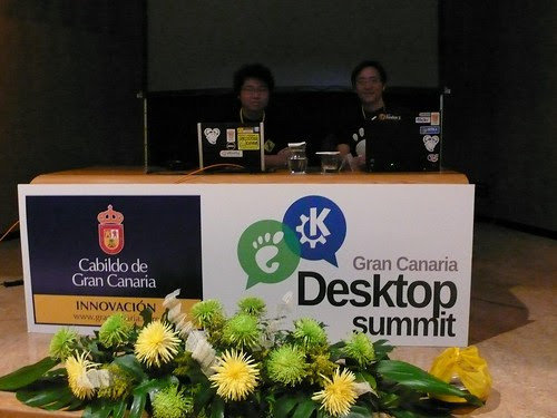 Desktop Summit 2009