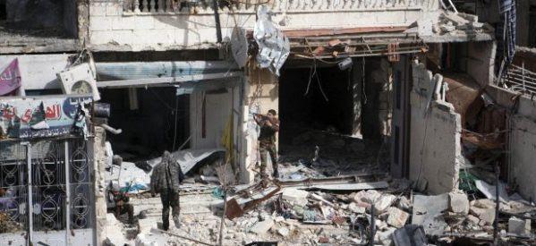 Francisco lamenta nuevos bombardeos en Siria