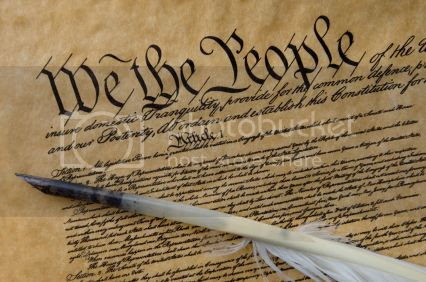 THE CONSTITUTION IS THE PEOPLE'S DOCUMENT!