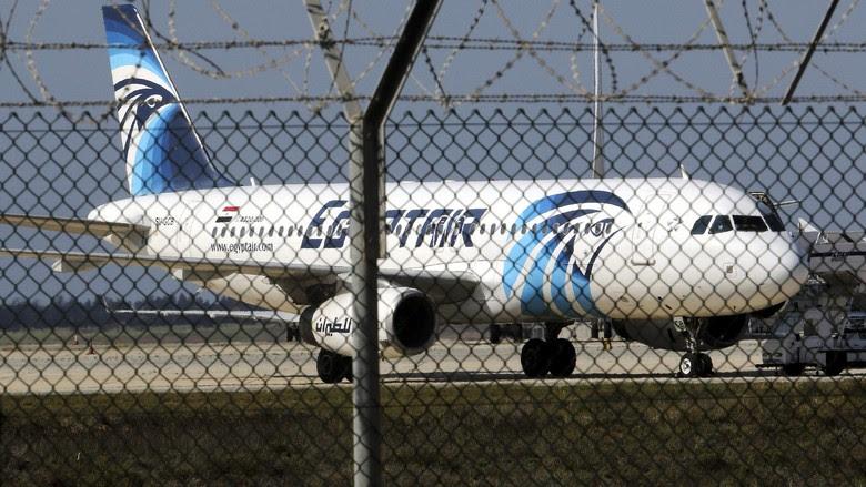 [BREAKING NEWS] Pesawat Egypt Air Dibajak