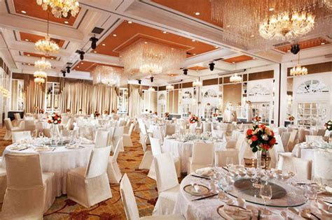 InterContinental Singapore : Recommended Wedding Venue
