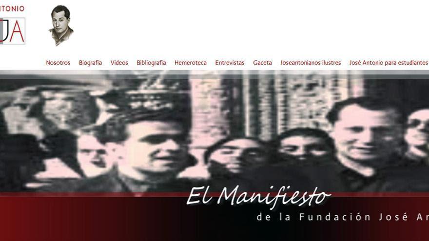 Fundación José Antonio Primo de Rivera.