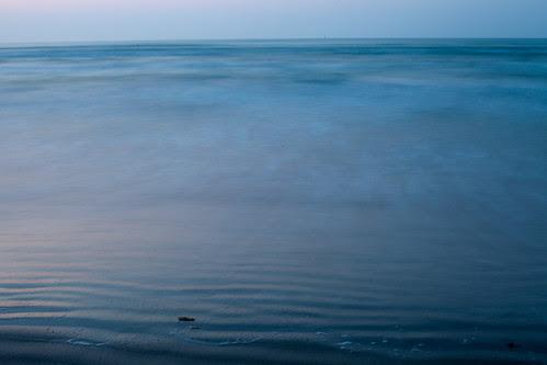 Blue water abstract from along the Texas coast, Port Aransas, Texas, Gulf of Mexico