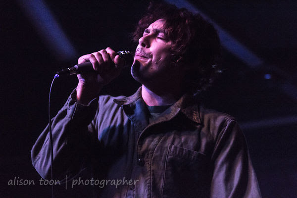 Brooks Nielsen, vocals, The Growlers