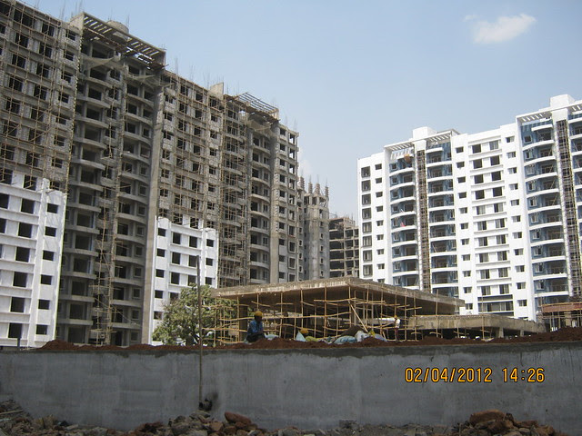 Sparklet - Megapolis Smart Homes 1, Hinjewadi Phase 3, Pune 411057 - A 7,8,9 Buildings, Podium & A 10,11,12 Buildings