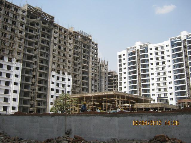 Sparklet - Megapolis Smart Homes 1, Hinjewadi Phase 3, Pune 411057 - A 7,8,9 Buildings, Podium & A 10,11,12 Buildings