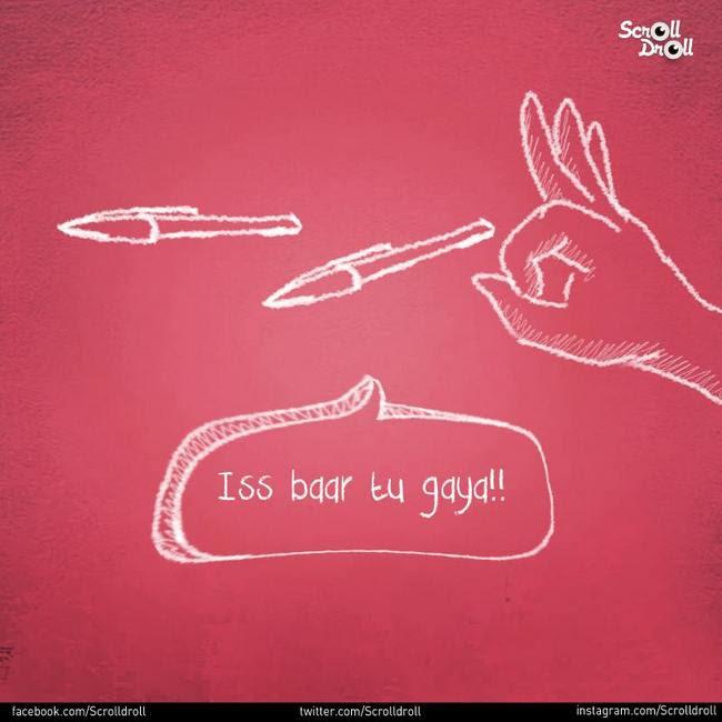 pen fight