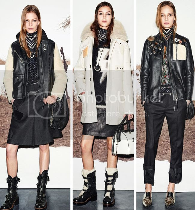 Coach Fall 2015 Runway