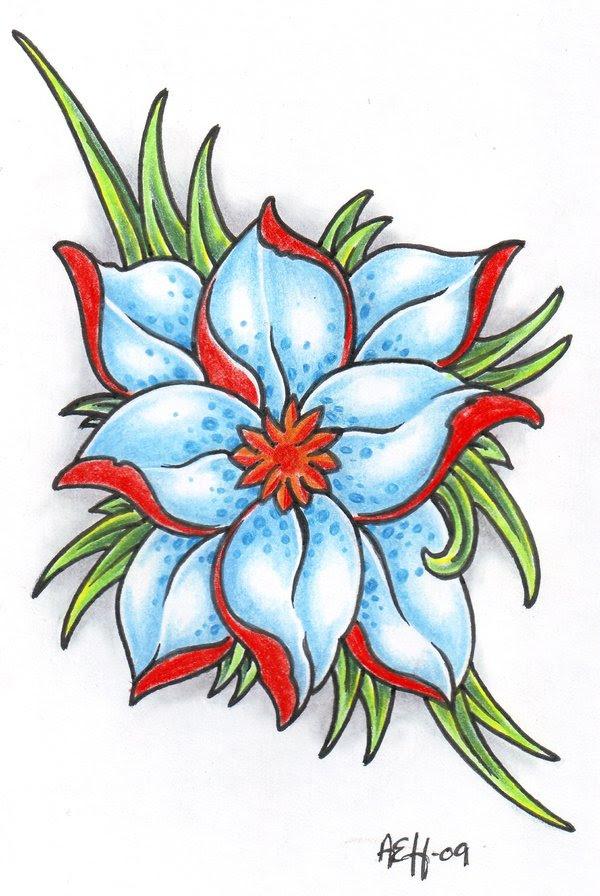 Free Tato Tribal Bunga Mawar Download Free Clip Art Free Clip Art