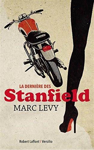 Couverture La dernière des Stanfield