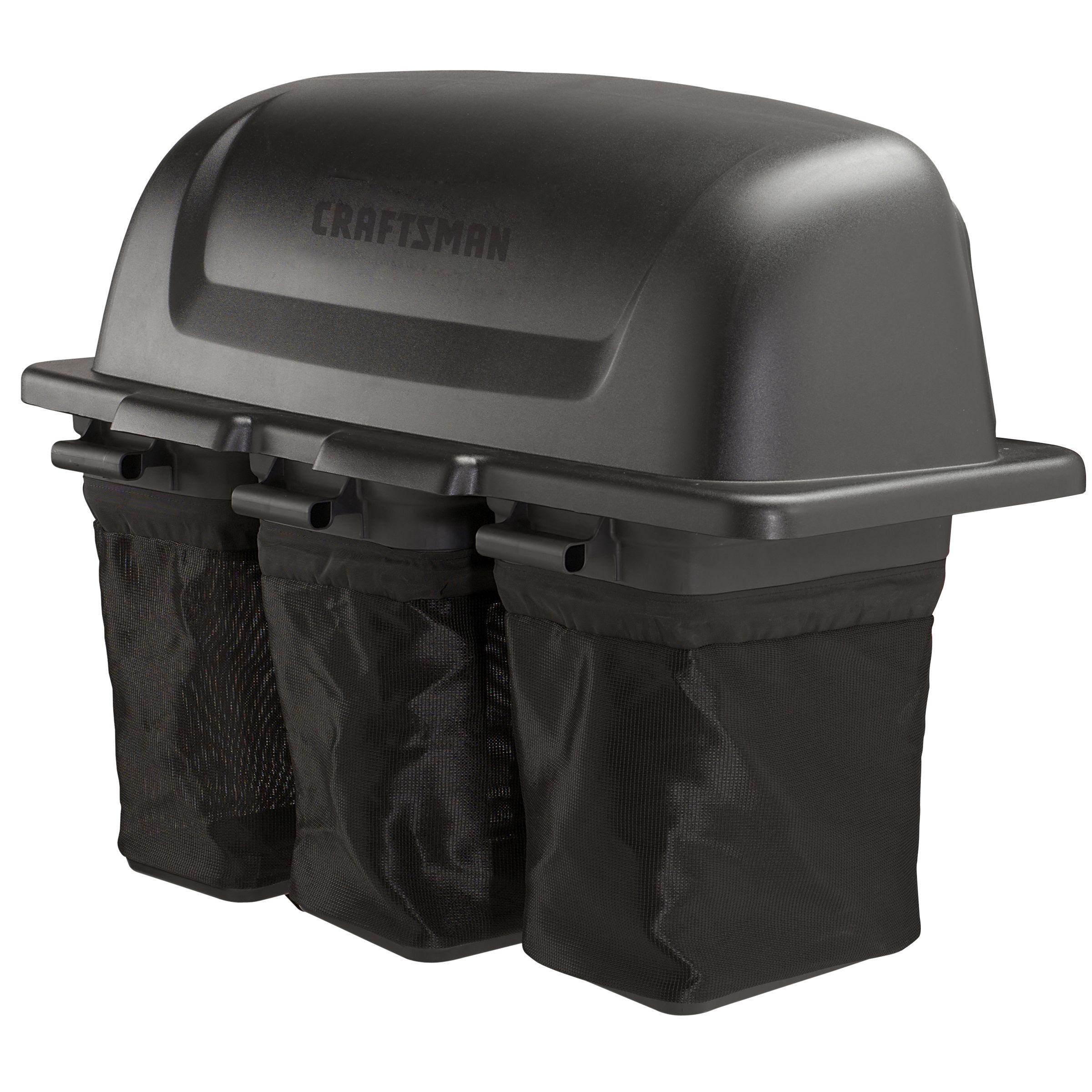 Craftsman 9 bushel 3 Bin Soft Bagger