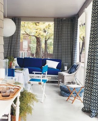 Porches, Patios and Our Biggest Giveaway Yet! « Elements of Style Blog