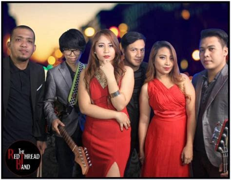 RedThread Band   Wedding Light and Sound Rental in Manila City