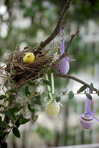 Lovely Easter in the nest by good mood factory / Anita Damas