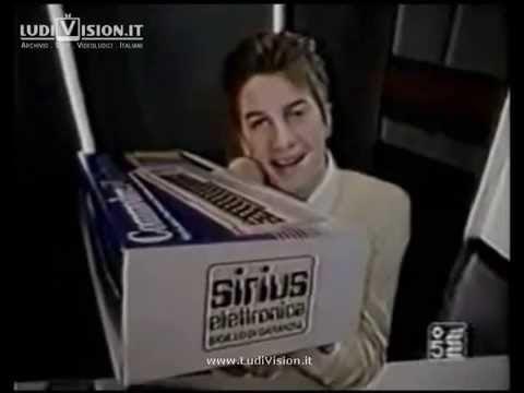 Commodore 64 - Sirius Elettronica (1984)