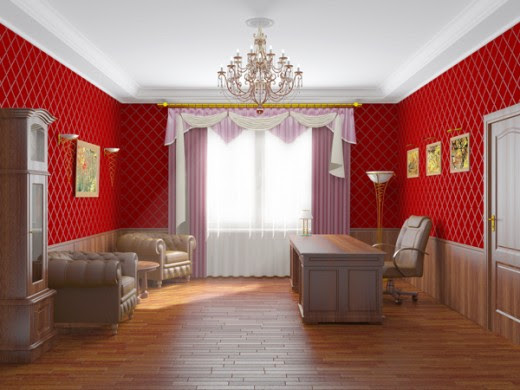 Using Primary Colors to Create Sophisticated Spaces for Adults