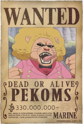 Pekoms Wanted