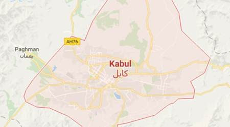 Afghanistan: Suicide bomber kills 'at least four' at Kabul bank near US embassy