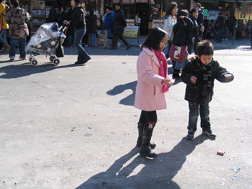Chinese New Year, Brooklyn
