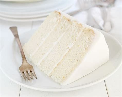 25  Best Ideas about White Cake Recipes on Pinterest