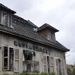 Échigey | Échigey : un restaurant en ruine qui fait désordre