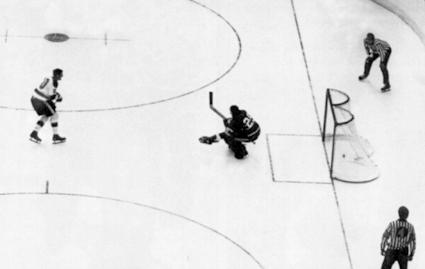 Tom Reid penalty shot