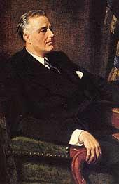 Franklin D. Roosevelt (1933-1945)