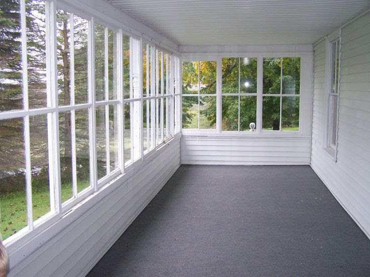Ideas for small enclosed patios