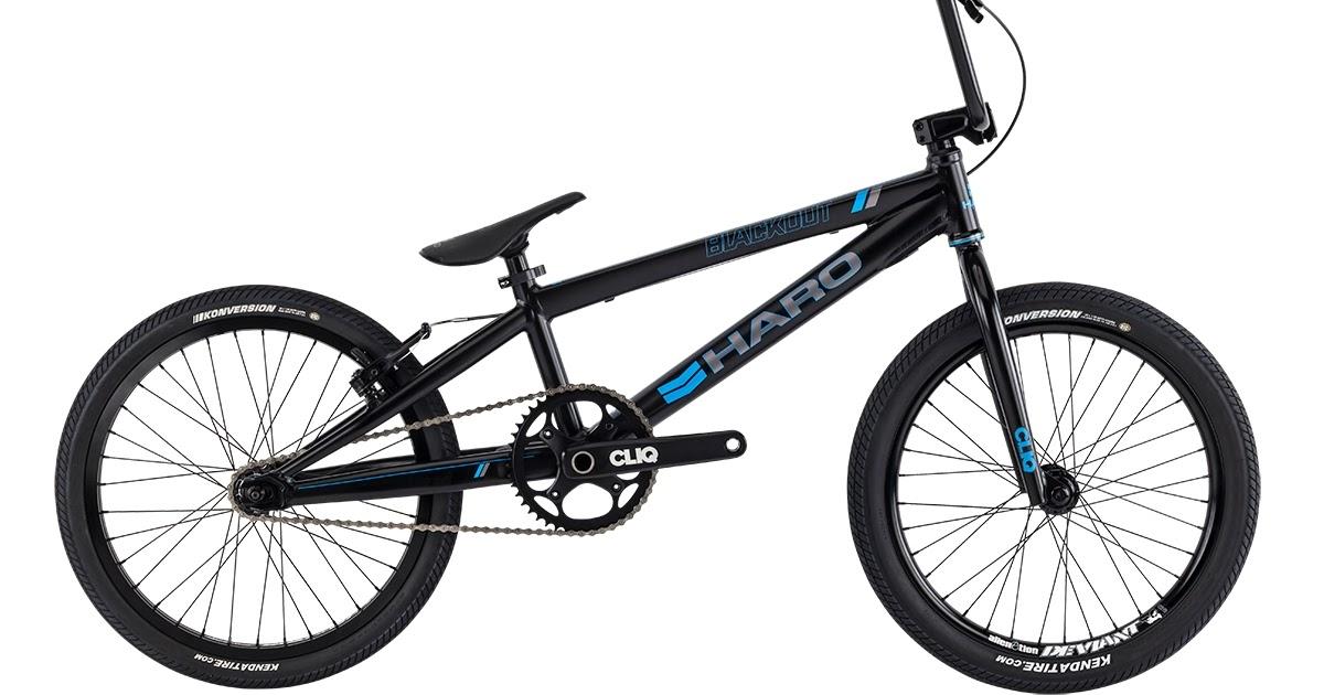 Haro 2015 Race LT BMX Bike-Pro XL-Signature Black. Harga