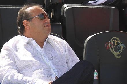 Amado Yáñez, empresario. Foto: Especial