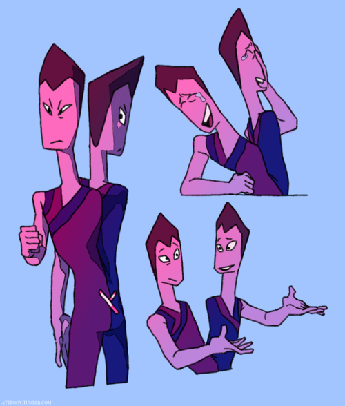 the rutile twins are so pure and I love them