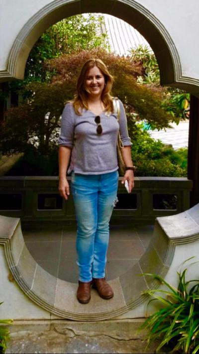 Ailia Mira Huntington Gardens Pasadena Oct 2016