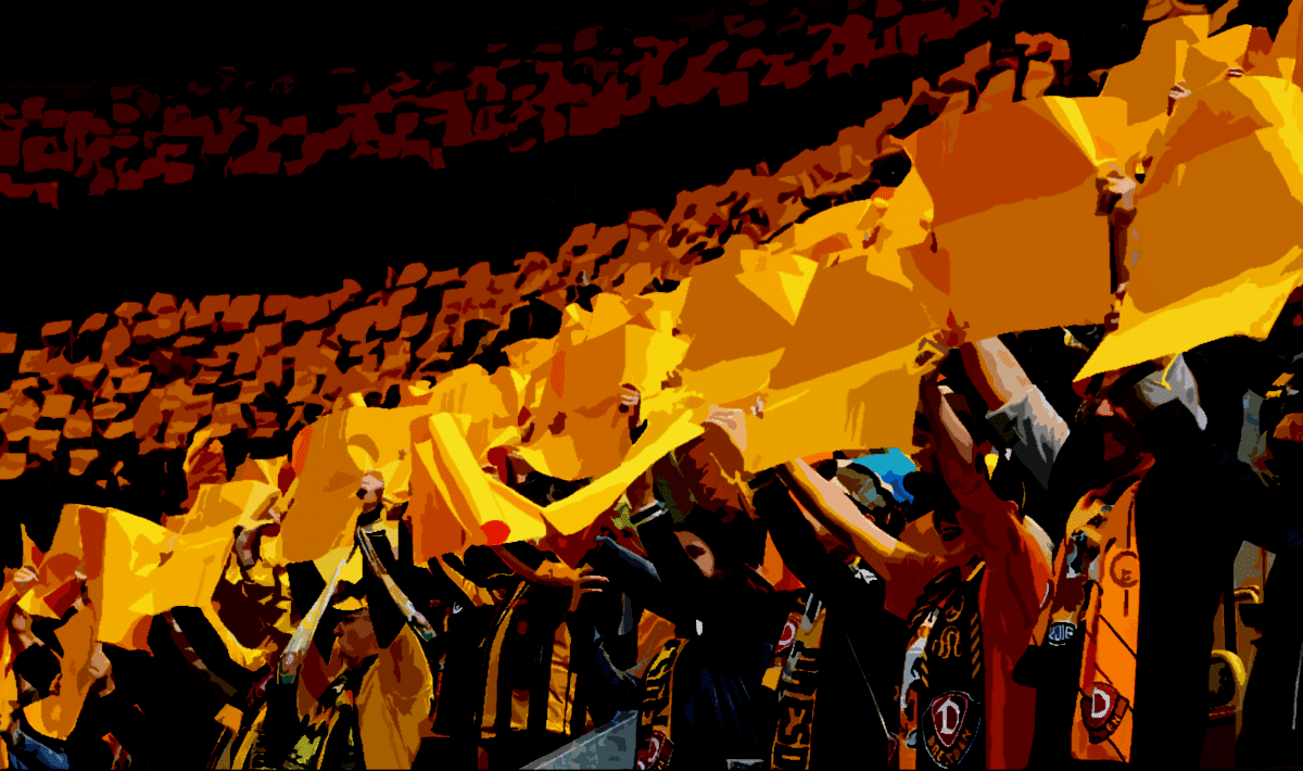 Im Herzen Vereint: The Incredible Story of Dynamo Dresden ...
