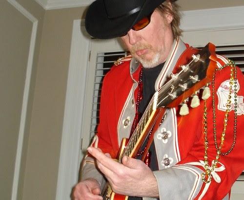 Buddy Flett, Shreveport, Krewe of Highland Bal Masque