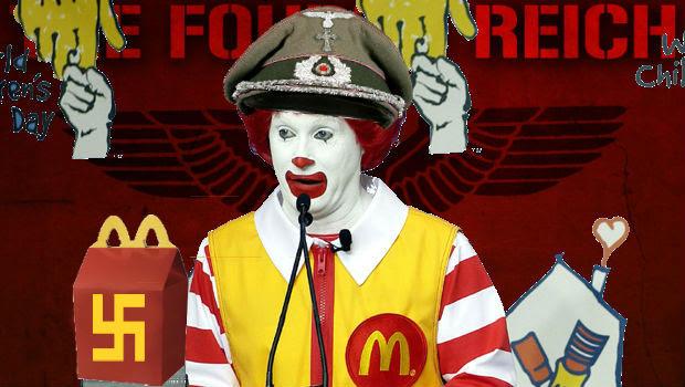 Image result for creepy ronaldmcdonald